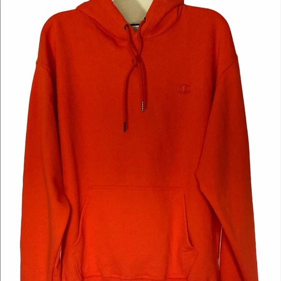Unisex Champion Hooded Sweatshirt